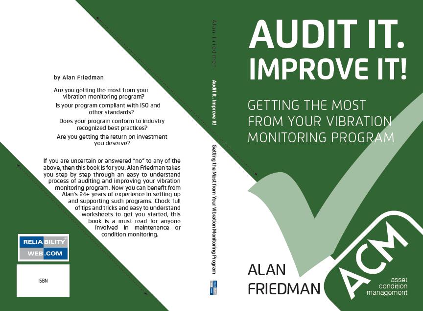 Audit it. Improve it!